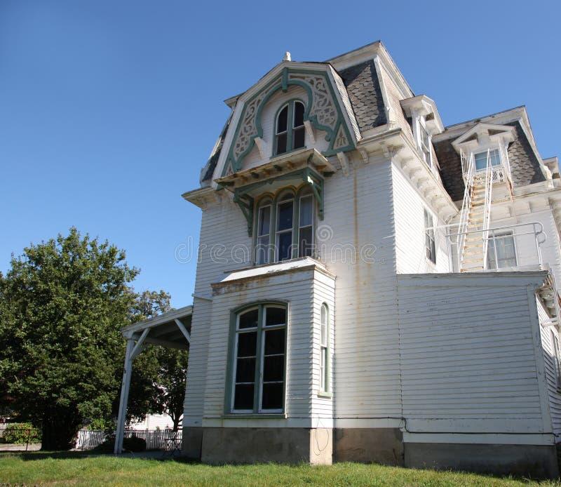 Download Abandoned house stock image. Image of haunted, abandoned - 11450431