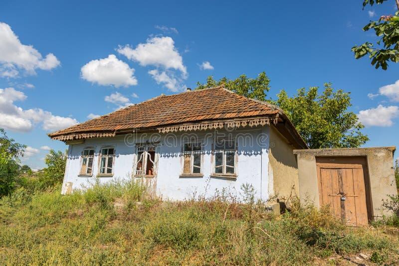Abandoned house royalty free stock photo