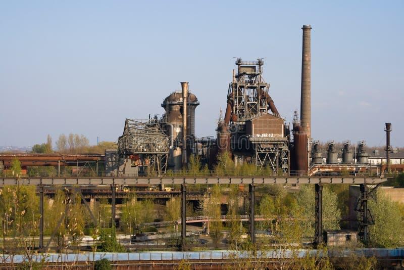 Download Abandoned Industrial Plant stock image. Image of rhineland - 7013391