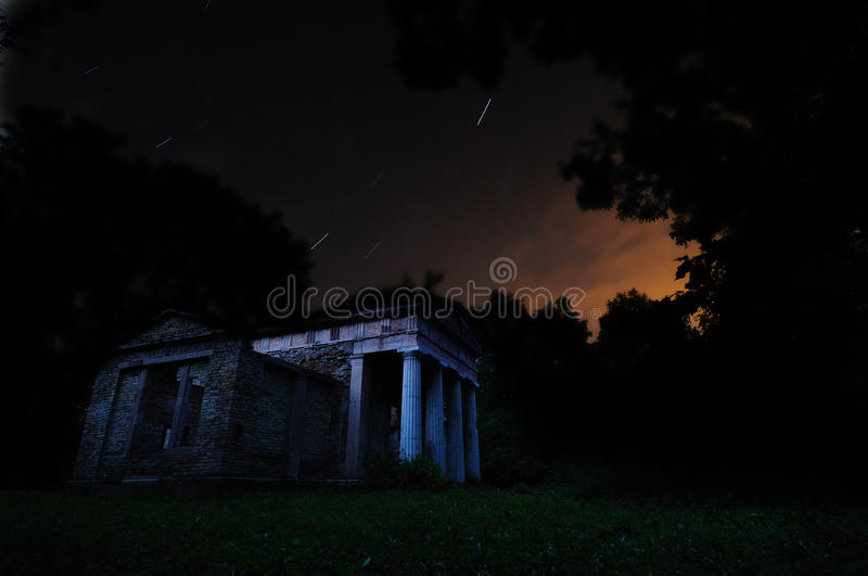 Download Abandoned Mausoleum stock image. Image of mausoleum, abandoned - 27054739