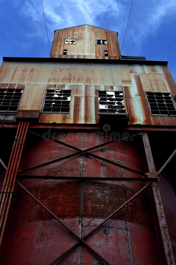 Abandoned Mine royalty free stock photos