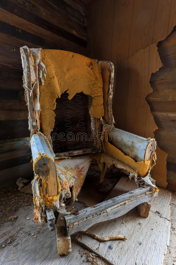 Abandoned Places royalty free stock images