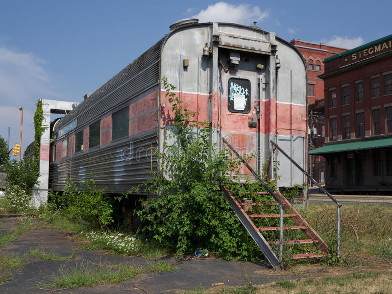 Download Abandoned Rail Car stock photo. Image of blue, blight - 26165046