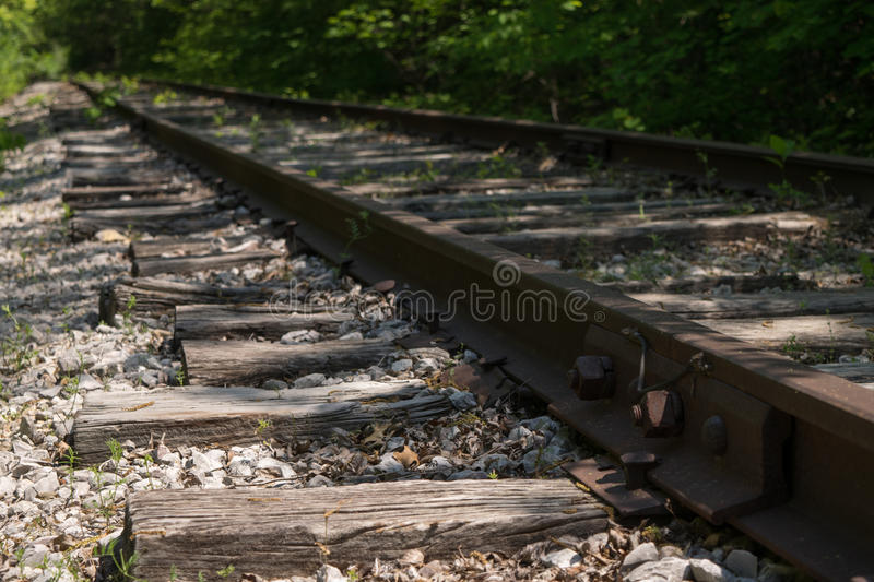 Abandoned Railroad stock images