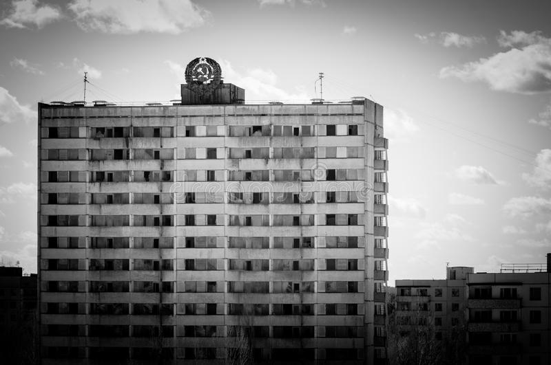 Download Abandoned Residental Architecture Stock Photo - Image: 24665790