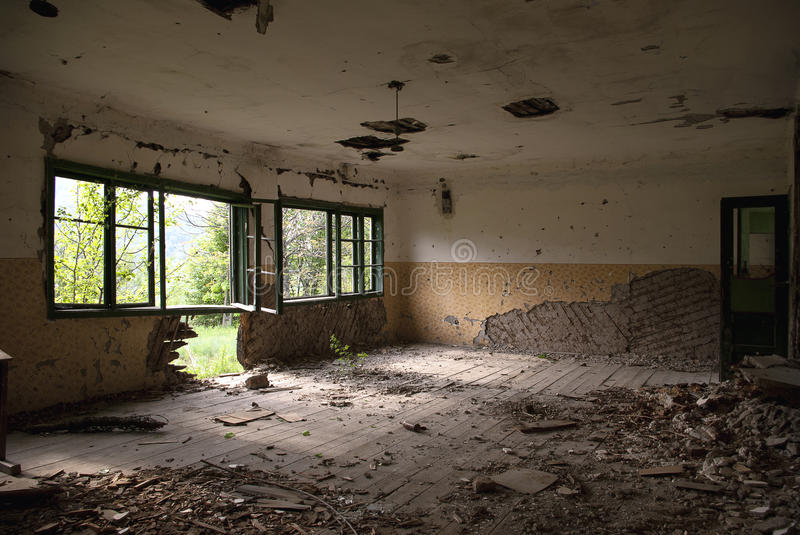Abandoned Room Royalty Free Stock Photo Image 31492665