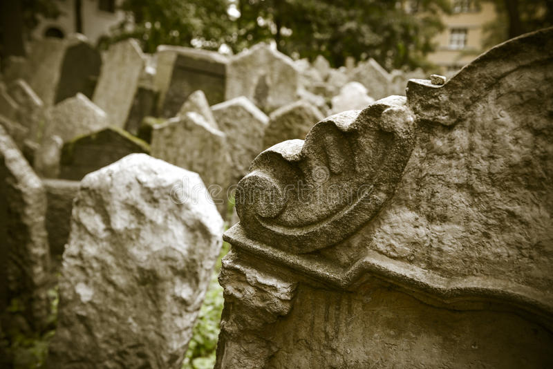 Download Abandoned Spooky Grave Yard Stock Photography - Image: 33650462