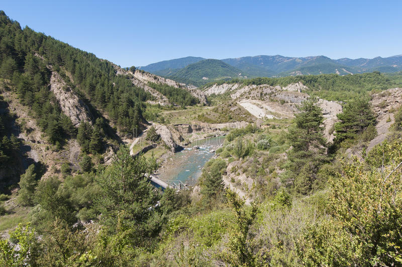 Download Abandoned Town Of Janovas, Spain Stock Photo - Image of mediterranean, pyrenees: 39508870