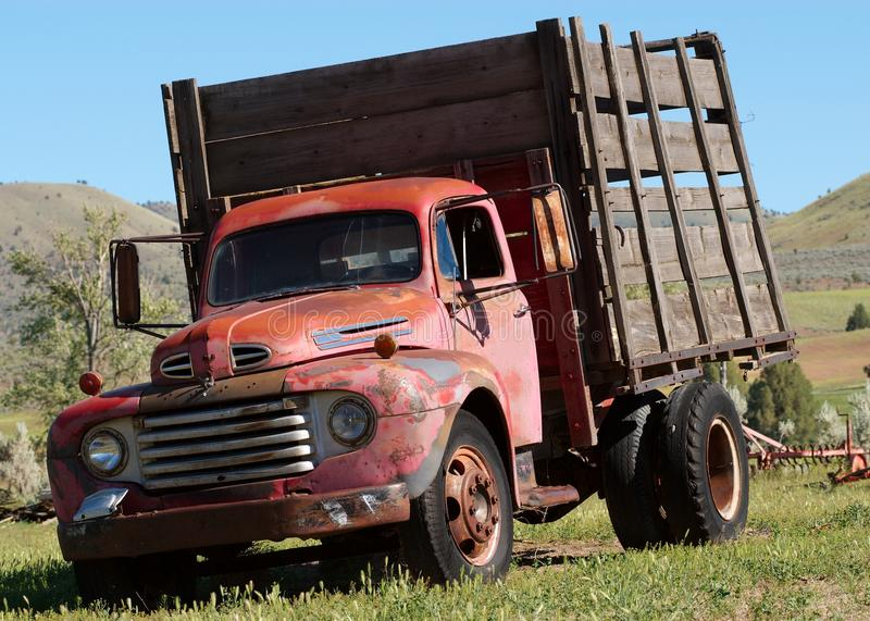 Download Abandoned Truck stock image. Image of vehicle, desolate - 14853801