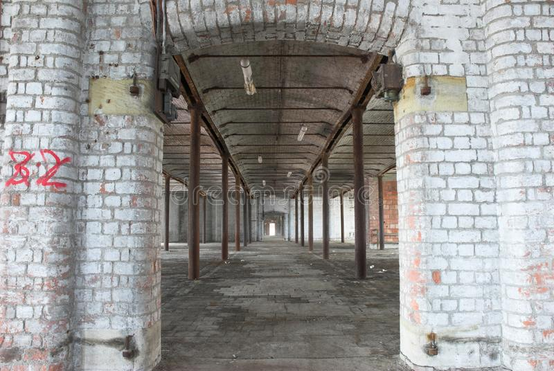Download Abandoned Warehouse Royalty Free Stock Photography - Image: 23278517