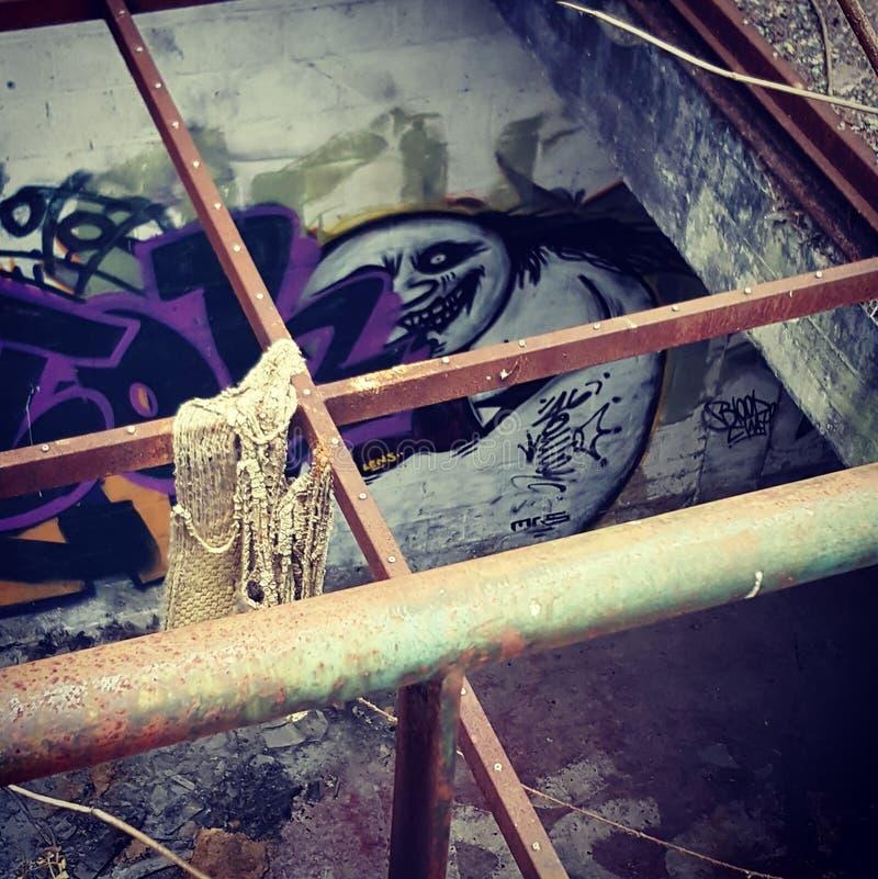 Abandonedfactory photos stock