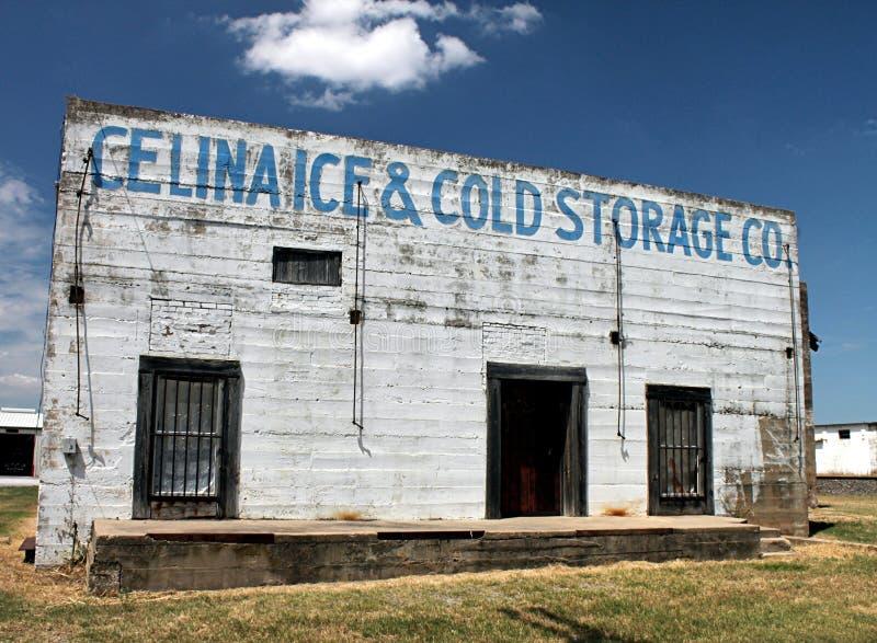 Abandonné en Celina Texas image libre de droits