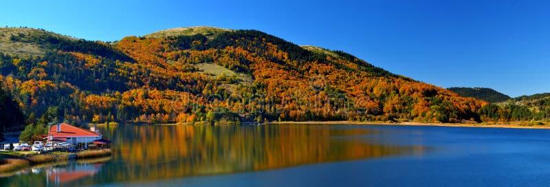 abant озеро стоковые изображения rf