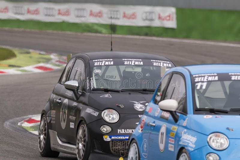 Abarth Italy & Europe Trophy Editorial Photography - Image of driver