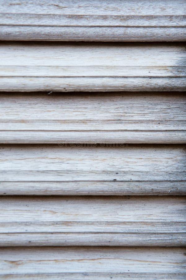 Abat-jour vénitiens en bois photos stock