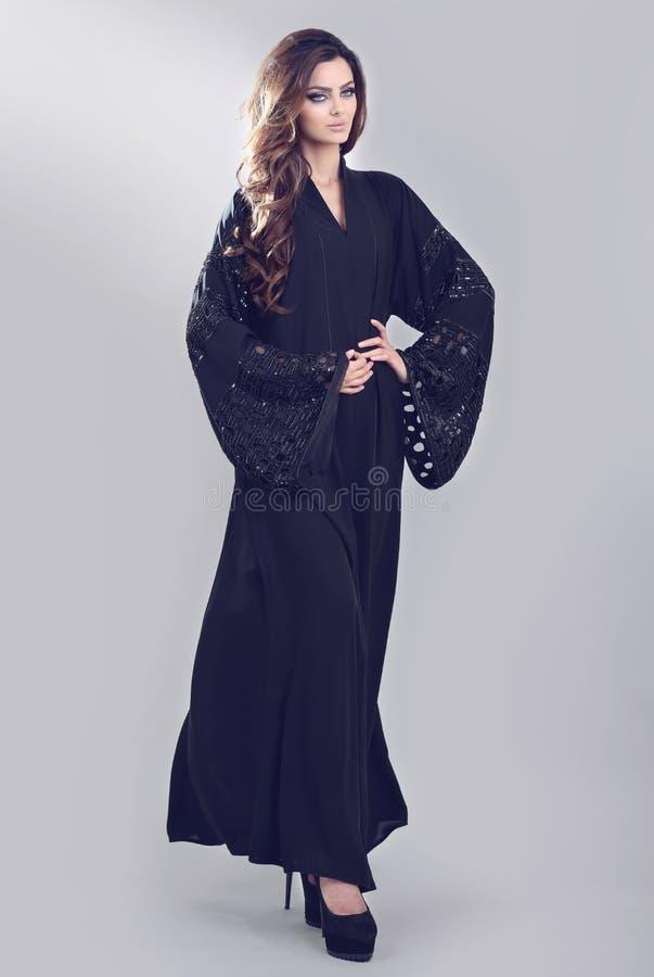 Abaya immagine stock