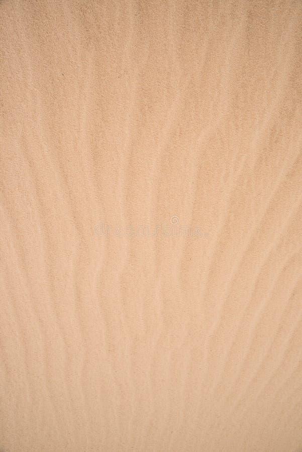 Abbandoni la sabbia fotografia stock libera da diritti