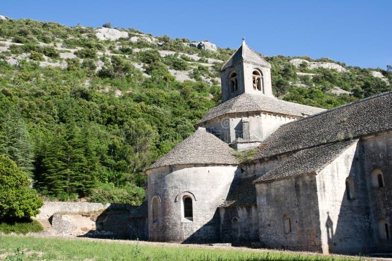 abbaye法语 图库摄影