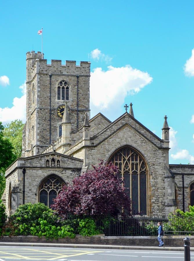 Abbaye à Londres photo libre de droits