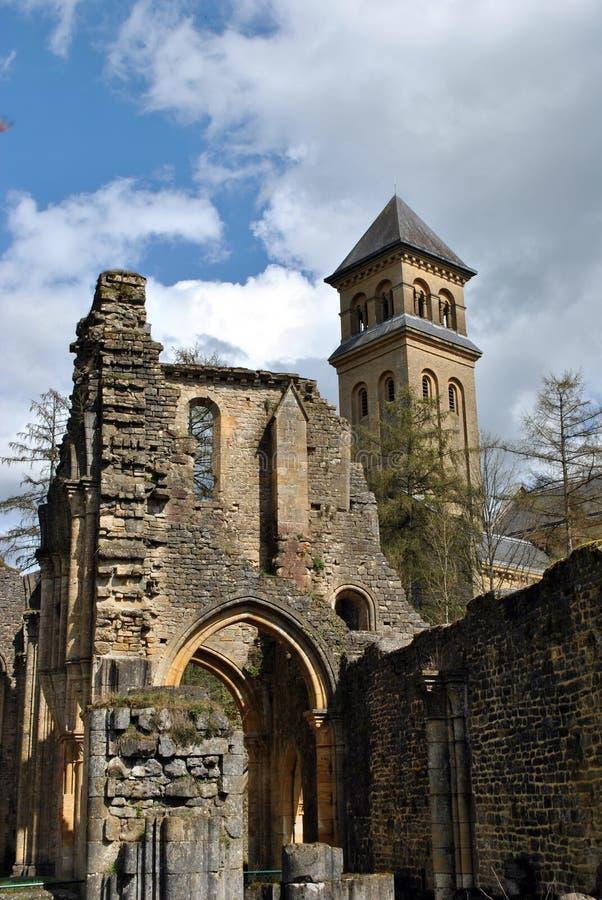 Abbaye d'Orval photos libres de droits