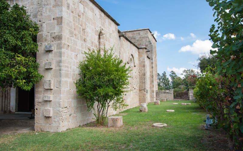 Abbaye de Bellapais photos stock