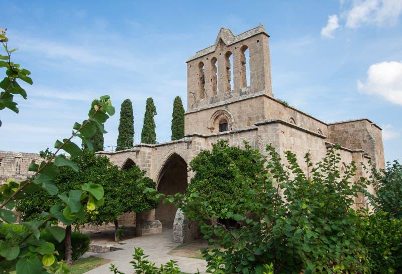Abbaye de Bellapais image stock