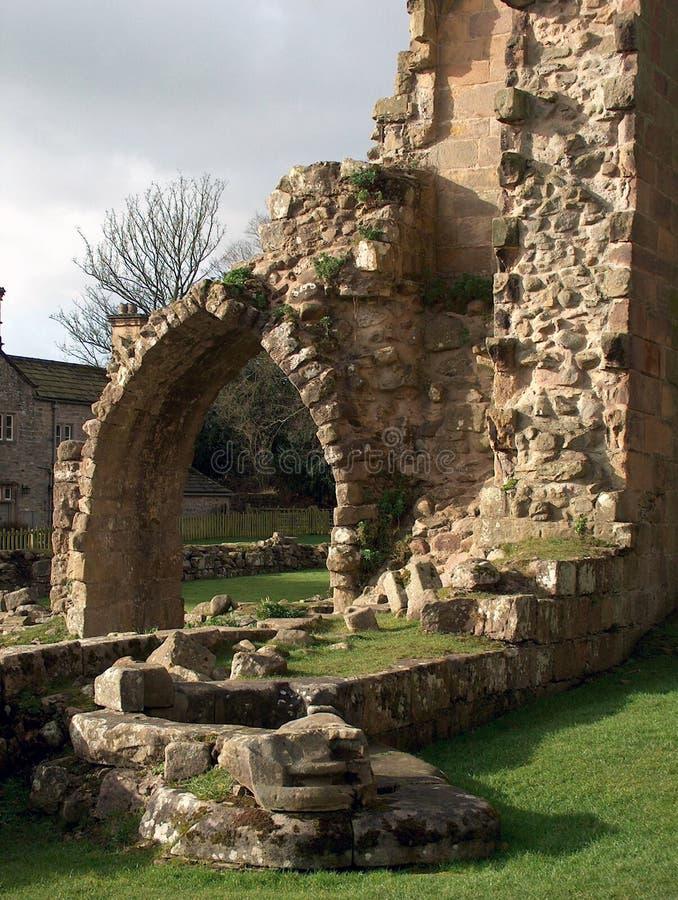 Abbaye de Bolton photos stock