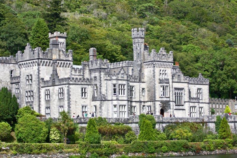 Abbaye de Kylemore, Connemara, à l'ouest de l'Irlande image stock