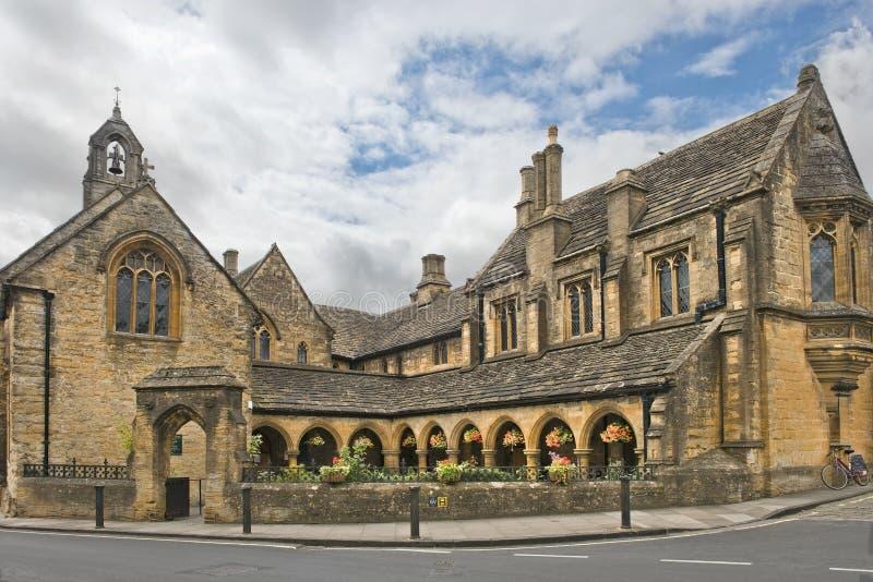 Abbaye de Sherborne, Dorset, Angleterre, R-U images stock
