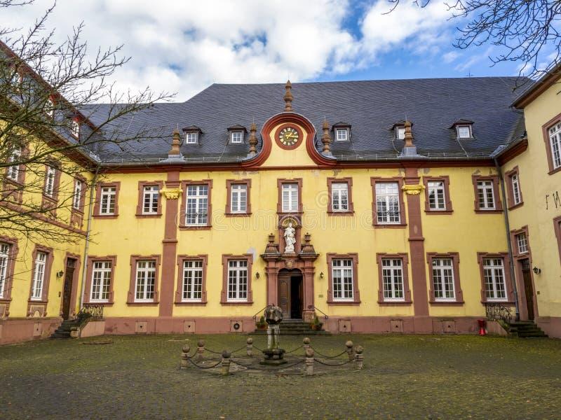 Abbaye de Steinfeld, Allemagne image libre de droits