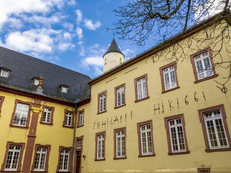 Abbaye de Steinfeld, Allemagne photos libres de droits