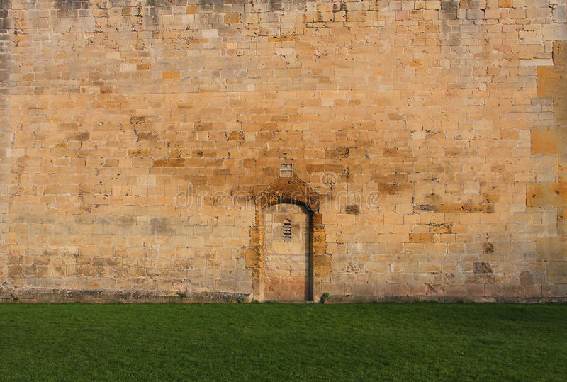 Abbaye de Tewkesbury, Angleterre, détail architectural images stock