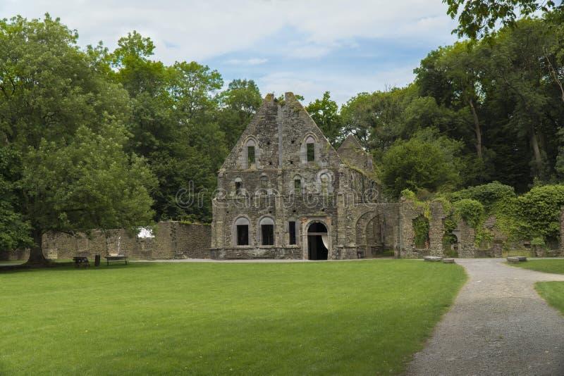 Abbaye de Villers, Belgique images stock