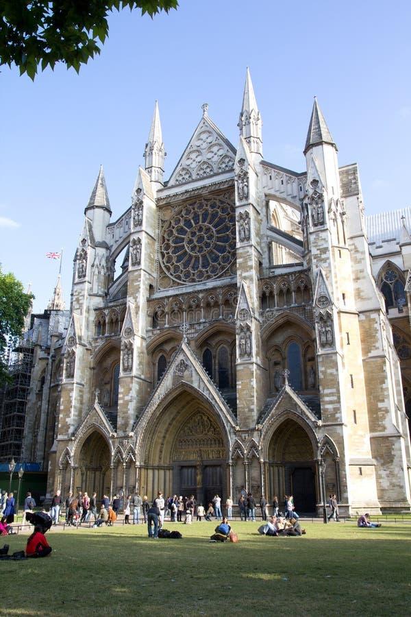 Abbaye de Westminster photos stock