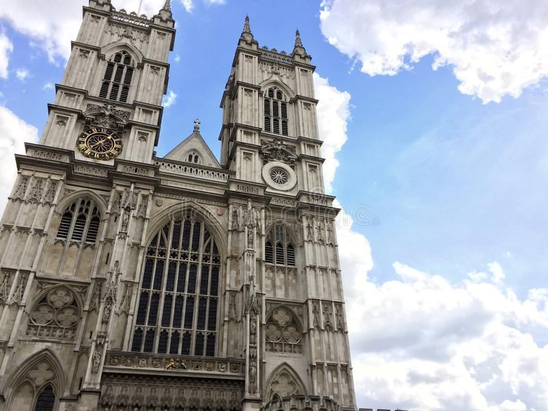 Abbaye de Westminster photographie stock