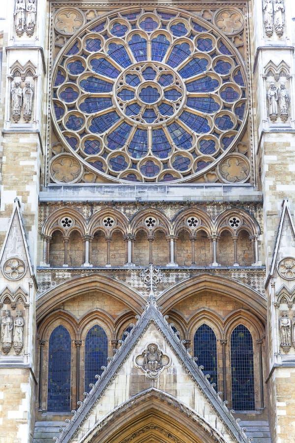 Abbaye de Westminster, une du temple Anglican le plus important, Londres, KingdomL uni photo libre de droits