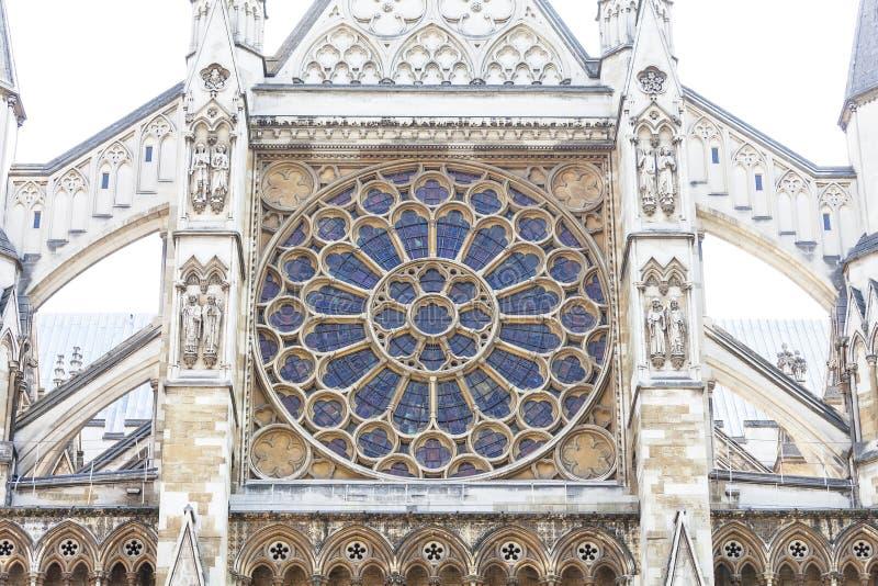 Abbaye de Westminster, une du temple Anglican le plus important, Londres, Royaume-Uni images libres de droits