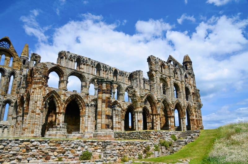 Abbaye de Whitby photographie stock libre de droits