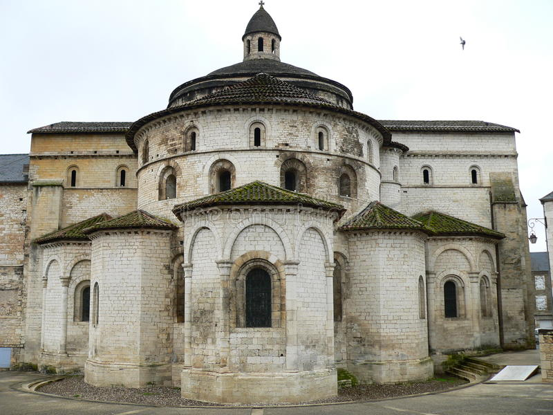 Download Abbaye Sainte-Marie, Souillac ( France ) Stock Photo - Image of antique, christian: 27013932