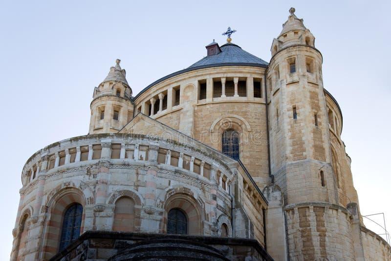 Abbazia di Hadia Maria Sion immagine stock libera da diritti