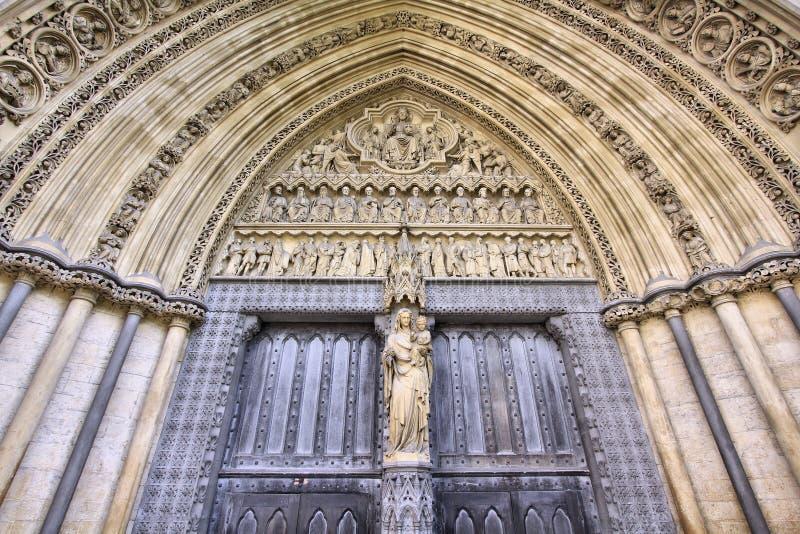 Abbazia di Westminster immagini stock