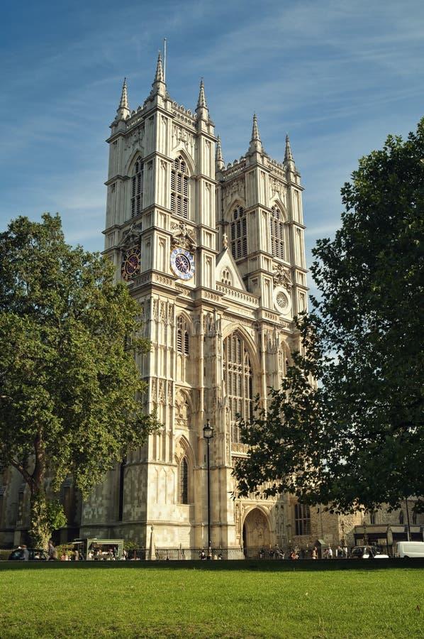 Abbazia di Westminster, Londra immagine stock libera da diritti