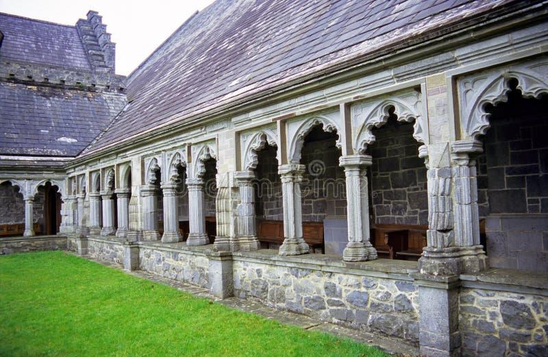abbey święty krzyż zdjęcia royalty free