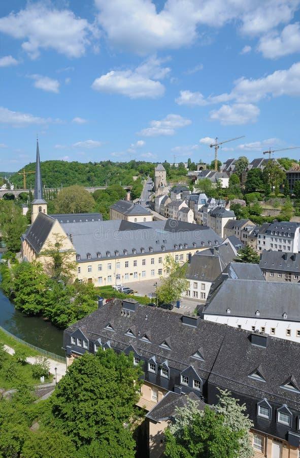 abbey de Neumunster 库存照片