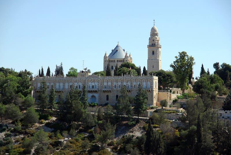 Download Abbey Of The Dormition ,Jerusalem Stock Photo - Image of jeruzalem, oscar: 11078930