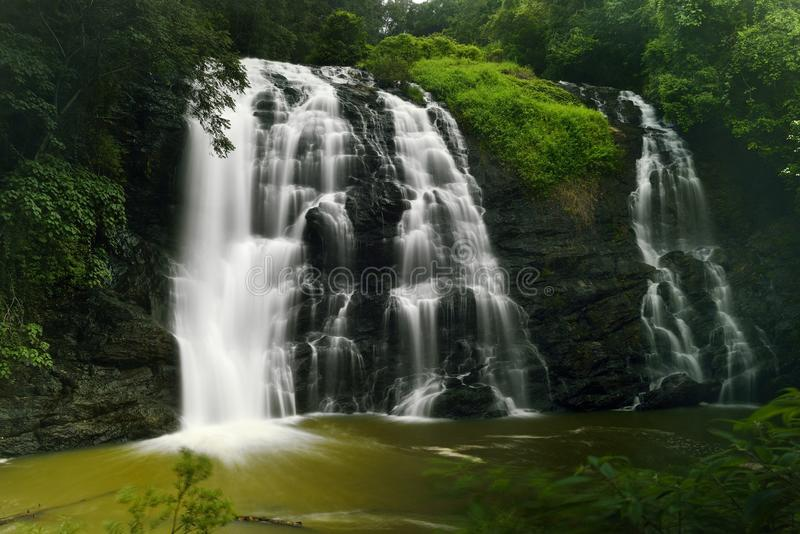 Abbey Falls fotos de archivo