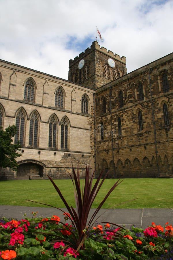 abbey Hexham zdjęcie stock