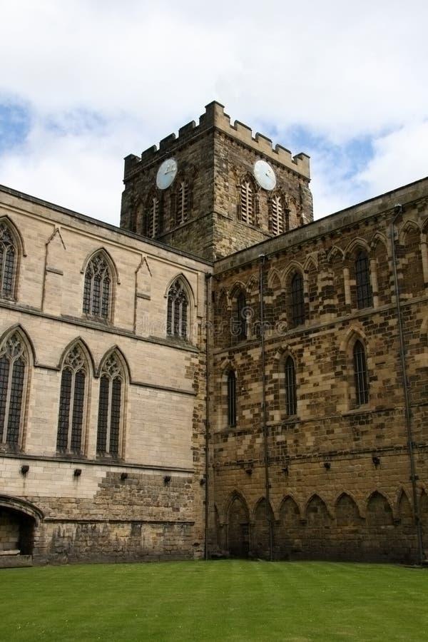 abbey Hexham zdjęcia royalty free