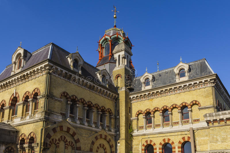 Abbey Mills Pumping Station stock foto