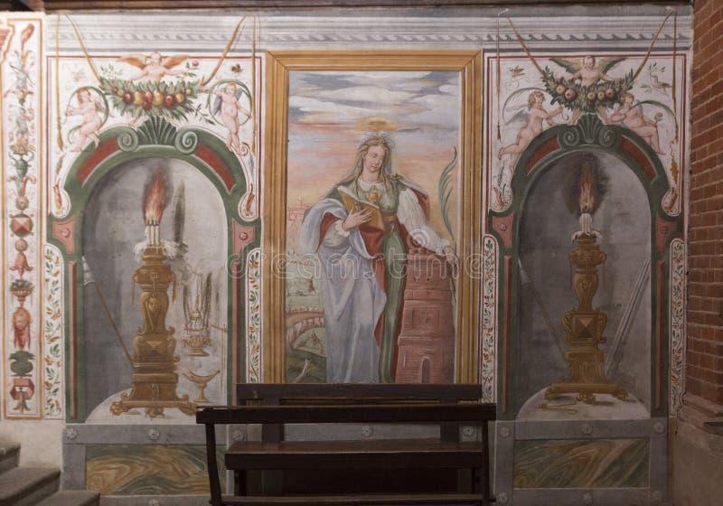 Abbey of Morimondo stock photos